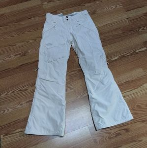 LIKE NEW The North Face Hyvent Snow Pants